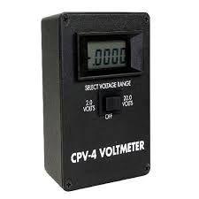 Cp Voltmeter