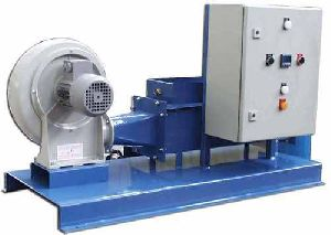 Electric Hot Air Generators