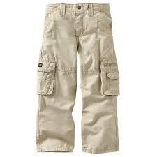 Kids Cargo Pant