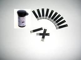 Blood Glucose Monitor Strips