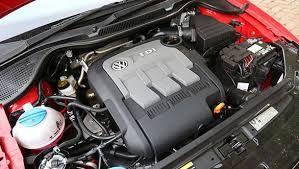 Polo Car Engine