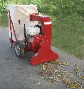 Road Cleaning Vacuum Leaf Collector
