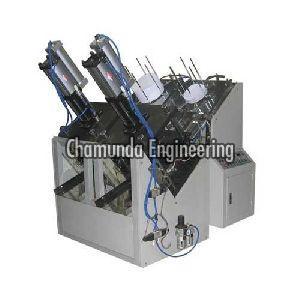 Pneumatic Paper Plate Making Machine