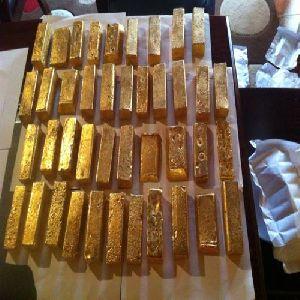 Gold Bars/dust
