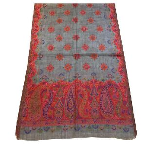 Kani Pashmina Embroidered Stole