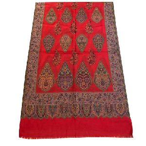 Pashmina Finewool Embroidered Stole