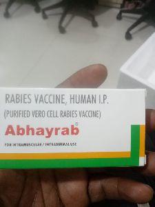 Abhayrab Anti Rabies Vaccine