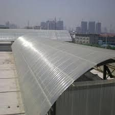 Frp Translucent Roofing Sheet