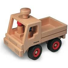Wooden Truck Toys