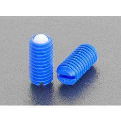 Plastic ball plunger
