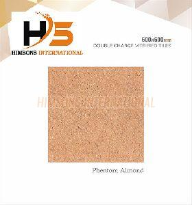 600 X 600 mm Double Charge Vitrified Tiles