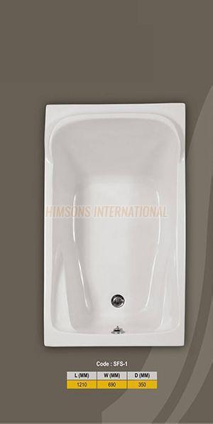 SFS--1  Acrylic Bathtub