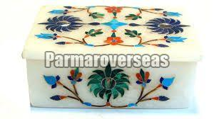 Marble Inlay Box