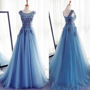Designer Party Wear Gown