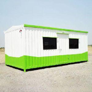 Iron Portable Cabin