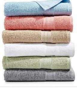 Plain Cotton Towels