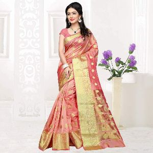 Designer Handloom Pure Silk Saree