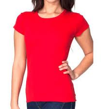 Ladies Plain T Shirts
