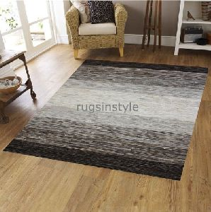 Handmade Designer Leather Carpet