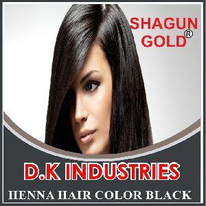 Professional Black Gold Henna Hair Dye