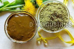 Henna Extract Natural Hair Dye Black
