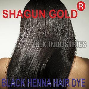 Indian Henna Herbal Color Hair Dye Black