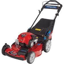 Power Lawn Mower