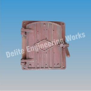 Boiler Fire Door
