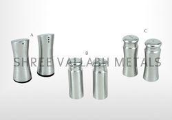 Stainless Steel Salt and Pepper Shaker