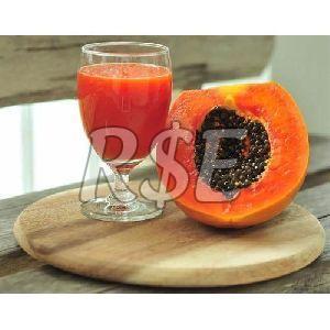 Canned Red Papaya Puree