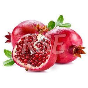 Fresh Indian Bhagwa Pomegranates