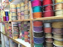 embroidery material