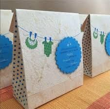 Baby Craft Paper Bag