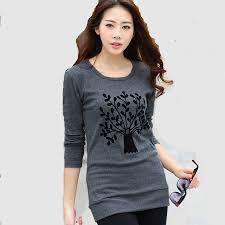 Full Sleeves Tee T-shirt For Girls