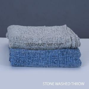 Cotton Stone Washed Thorw   100% Gurenty Qulity Product.