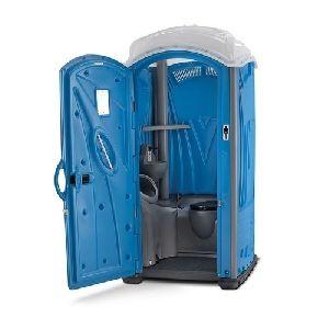 Single Seater Mobile Toilet
