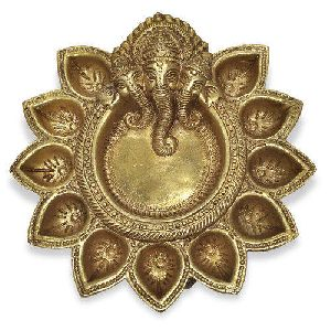 Brass  Decorative Diya