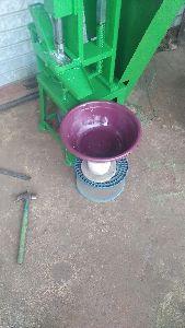 campoor teblet making machine 2 die