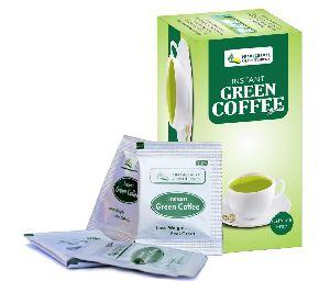 Instant Green Coffee Sachet