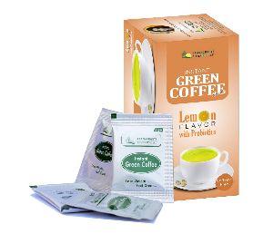 Lemon Green Coffee Sachet