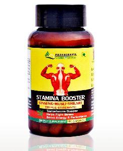 stamina booster capsules
