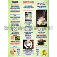 Instant Tea Premix Ginger