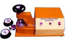 Bursting Strength (for Paper / Corrugated / Fiber / Board) Tester