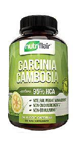 Nutri Flair Garcinia 95% Review
