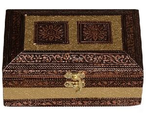 Large Royal Puja Box
