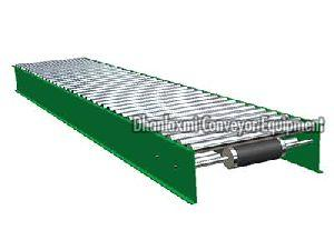 Chain Driven Roller Conveyor System