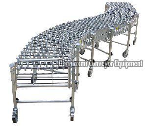 Skate Wheel Conveyor System