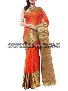 Designer Tant Saree