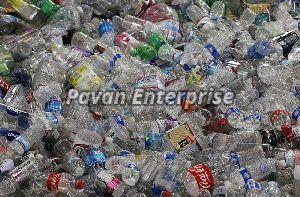 Unwashed Plastic Bottle Scrap