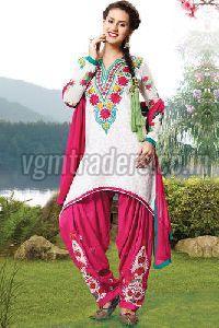 Ladies Designer Patiala Suit